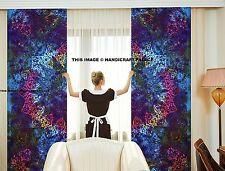 Star Window Curtains Valances Room Divider Door Wall Curtains Mandala Set Boho