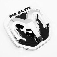 NEW 2019 DODGE RAM Chrome Tailgate RAM's Head Emblem Medallion OEM MOPAR
