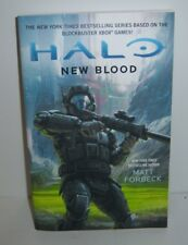Halo: New Blood by Matt Forbeck (2016, Paperback)