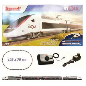 """Coffret de démarrage TGV """"INOUI"""" SNCF Ep VI-HO 1/87-JOUEF HJ1060"""