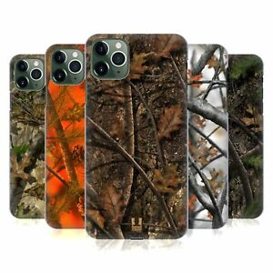 HEAD CASE DESIGNS CAMOUFLAGE HUNTING CASE & WALLPAPER FOR APPLE iPHONE PHONES