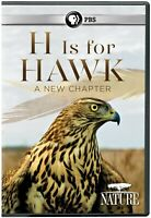 H Is for Hawk - A New Chapter (DVD) PBS Nature NEW