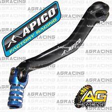 Apico Black Blue Gear Pedal Lever Shifter For Yamaha YZ 250 2005-2015 Motocross