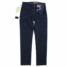 Mason's - Navy Corduroy Slim Pants/Trousers W30 L34 *NEW WITH TAGS* RRP£135