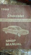 1960 Chevrolet Chevy CORVAIR Shop Manual