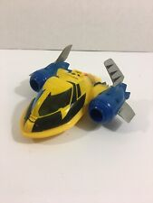 Marvel Super Hero Adventures Rescue Jet- Vehicle Only- Playskool Heroes