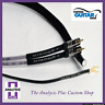 Analysis Plus Silver Oval Phono Cable (RCA to RCA) - Length 1.0 Meter