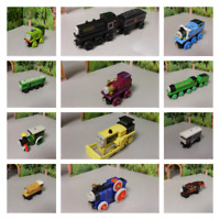 BRIO - LEARNING CURVE THOMAS THE TANK ENGINES SELECTION OF TRAINS AND TRUCKS
