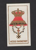 1888 W. S. Kimball & Co. Arms of Dominions N181 Hesse-Darmstadt