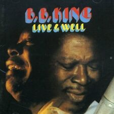 B.B. King - Live & Well (1994)  CD  NEW/SEALED  SPEEDYPOST