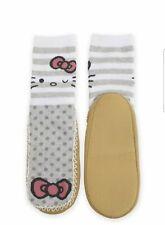 Hello Kitty Ladies Eskimuck Slipper Socks Size Small/Medium 5.0-7.5