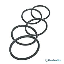 """MCALPINE 1-1/2"""" 40mm SINK BATH WASTE TRAP SEAL RUBBER WASHER PACK (pack of 5)"""