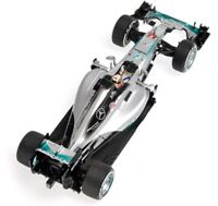 MODEL Car Lewis Hamilton Mercedes AMG W07 Hybrid 2016 Formula One F1 1:43 New!