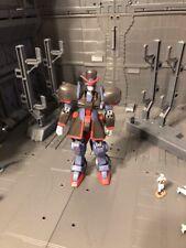 Bandai Dark Royal John Bull Gundam Mobile Fighter Action Figure Msia Loose
