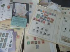 Worldwide Box Lot w Thousands of Stamps w/ Older on Pages, in Glassines, More!