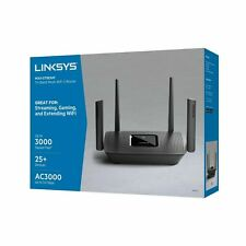 LINKSYS MR9000 Max-Stream AC3000 Tri-Band Mesh WiFi 5 Router Brand New Seal