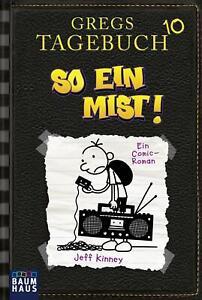 Gregs Tagebuch 10 - So ein Mist! von Jeff Kinney