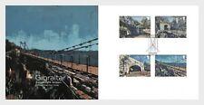 "Gibraltar - 2018- Europa "" Bridges"" - First Day Cover"