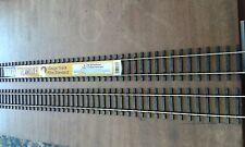 PECO SL-700BH Bullhead Flexible Code 124 Wooden sleeper Flexitrack Free Post