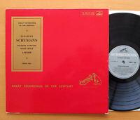 COLH 102 Elisabeth Schumann Strauss Wolf Lieder HMV Mono NM/EX (no insert)