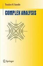 Complex Analysis by Theodore W. Gamelin (Paperback, 2001)