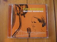 Toy Division - Budapest Resonance / MAMA Records CD 2003 RAR!