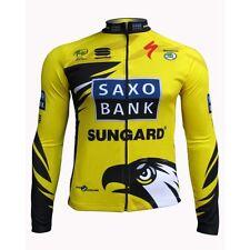SAXO BANK Sungard - TEAM - LANGARM TRIKOT -  Gr. - M,L,XL  -  NEU -  &&&&&&