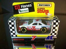 Jimmy Hensley #7 Hanes 1993 Ford Thunderbird Matchbox 1:64