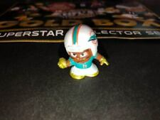 2019 NFL Teenymates GOLD BOX Devante Parker Miami Dolphins  Party Animal INC
