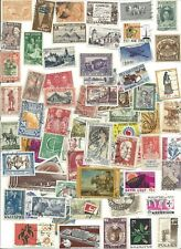 75 Different cancelled Worldwide Stamps 8/4A