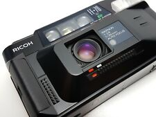 + FILM TESTED + Ricoh FF-70 35mm Compact Point & Shoot Film Camera F2.8 Rikenon