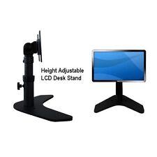 """U.S. Seller - Lot of 5 LCD Desk Stands Adjustable  Tiltable - Monitors up to 25"""""""