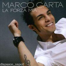 Marco Carta: La Forza Mia - CD