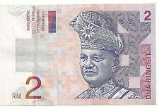 "MALAYSIA  RM2  Ahmad Don 1996  BG_7620064  ""GEF"""