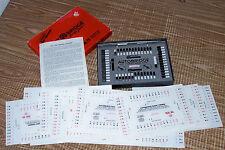 Vintage Auto bridge Play Yourself Game No. PB Old Board Card Deluxe Pocket Model