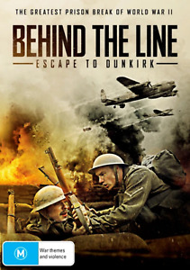 Behind The Line: Escape To Dunkirk (DVD) NEW/SEALED