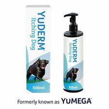 More details for yuderm itching dog formerly yumega 500ml - direct from yumove