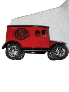 NIB NOS Case ERTL Die Cast 1920 Truck Bank IHC HC-0114 FG-ZSM 732