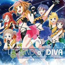 GAME MUSIC-LEGEND OF DIVA-JAPAN CD G88