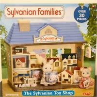 Rare Sylvanian Families Toy Shop Miniature House Flair UK from Japan