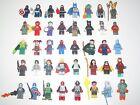 Lego ® Minifigure Figurine Marvel DC Comics Super Heroes Choose Minifig NEW
