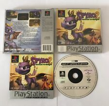 Sony Playstation 1 PS1 -  Spyro 2 Gateway To Glimmer - Complete GC - FREE UK P&P