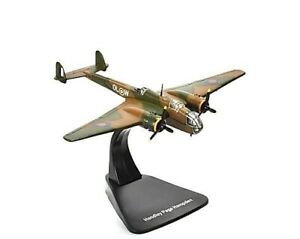 Atlas Editions JJ12 Handley Page Hampden Bombers of WWII 1:144