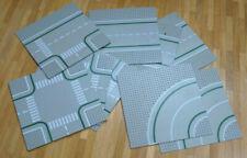 Lego City Strassenplatten Straßen Konvolut 32x32 10Stück Bauplatten