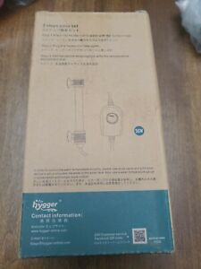Hygger HG-943 Quartz Aquarium Heater for 5-15 Gallon 50W Brand New in Box