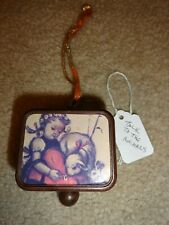 "Vintage Hummel Hanging Music Box - ""Talk to the Animals"" Tune"