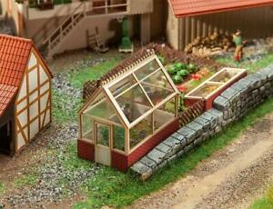 Faller 180305 - 1/87/H0 Greenhouse - New