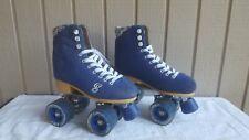 New listing Roller Derby Candi Girl Women's Girls Roller Skates Blue Size 3