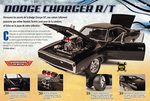 Build the FAST & FURIOUS DODGE CHARGER R/T Altaya Scale 1/8 Complete Collection