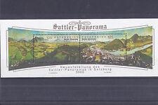 Österreich 2005 ** Block 31 Sattler Panorama Bauwerke Postfrisch siehe scan